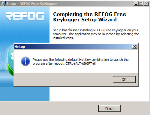 Refog Free Keylogger Review 2019 - TOPAttack