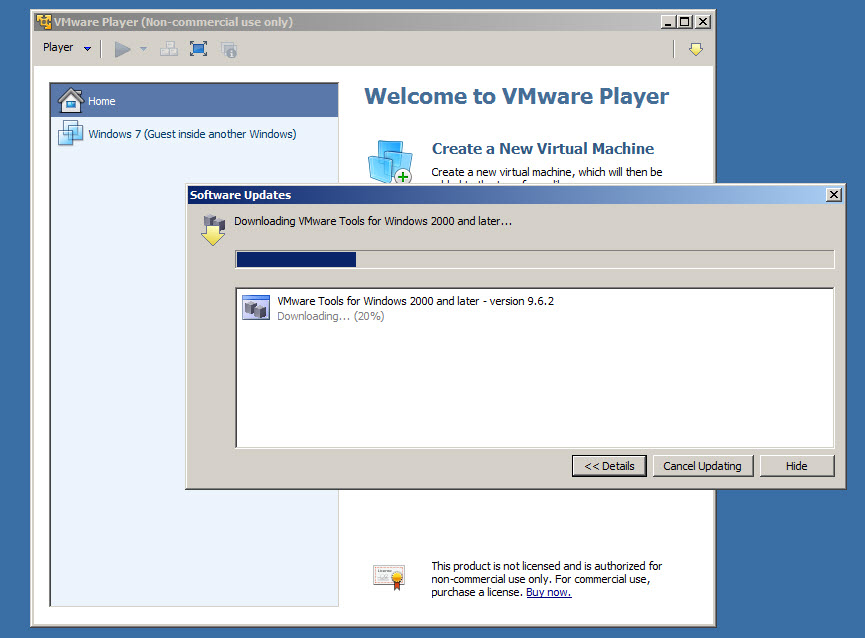 Vmware player free download | VMware Player Free Download