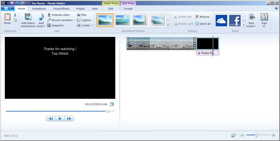 Movie Maker Templates | windows movie maker 1 3